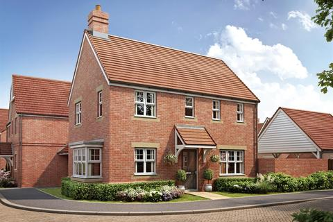 4 bedroom detached house for sale - Plot 2, The Coniston at Flint Grange, Thorpe Road CO16
