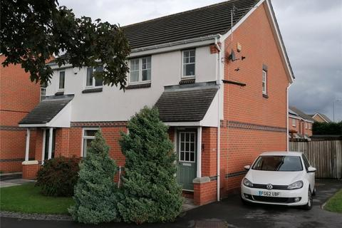 2 bedroom semi-detached house to rent - The Holgate, Middlesbrough