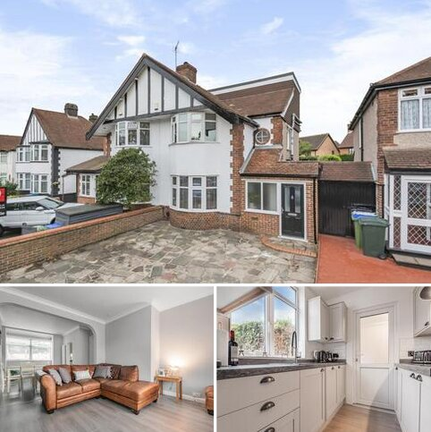 4 bedroom semi-detached house for sale - Willersley Avenue Sidcup DA15