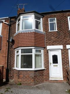 2 bedroom terraced house to rent - Brendon Avenue, Hull HU8