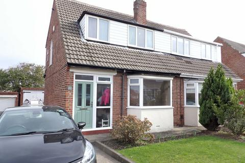 3 bedroom semi-detached house for sale - Norham Avenue North, South Shields, Tyne and Wear, NE34 7SU