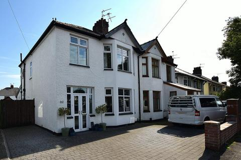 3 bedroom semi-detached house for sale - Pantbach Road, Cardiff. CF14 1UF