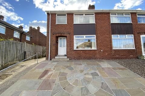 3 bedroom semi-detached house for sale - Johnstone Close, Boythorpe, Chesterfield, S40 2RT
