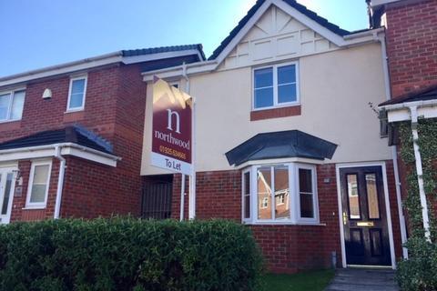 3 bedroom mews to rent - Regency Square, Bewsey, Warrington, WA5 0EX