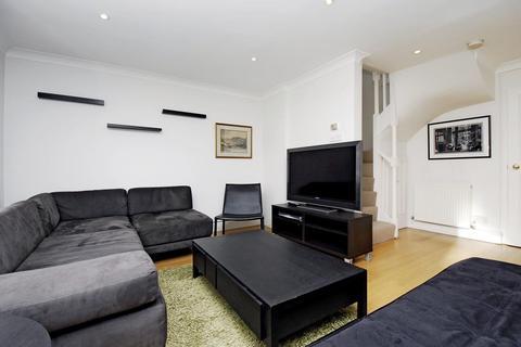 2 bedroom house to rent - Shrewsbury Mews, London, W2