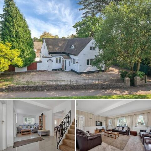 4 bedroom detached house for sale - Loughborough Road, Birstall, Leicester