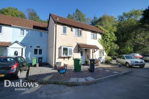1 bedroom terraced house for sale - Heritage Park, Cardiff
