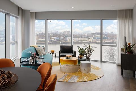1 bedroom flat for sale - No 5, 2 Cutter Lane, Upper Riverside, Greenwich Peninsula, SE10