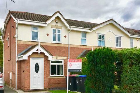2 bedroom townhouse for sale - Kirkby Mill View, Kirkby in Ashfield