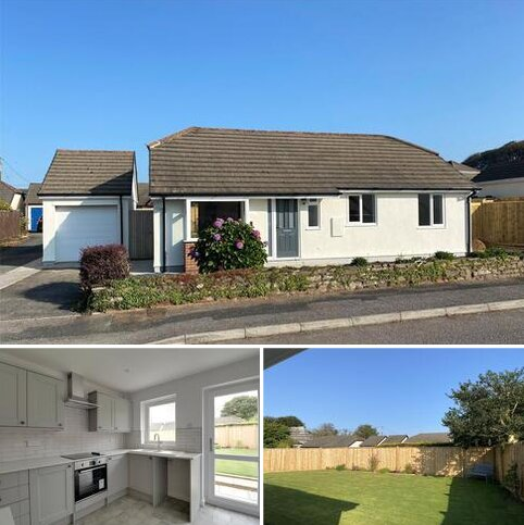 3 bedroom detached bungalow for sale - Trelinnoe Gardens, South Petherwin
