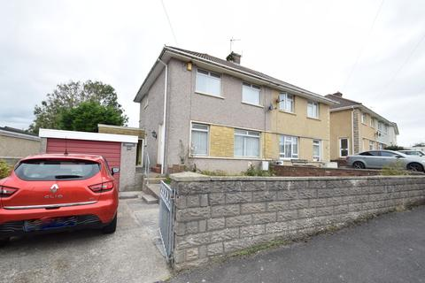 3 bedroom semi-detached house for sale - 11 Heol-Y-Mynydd, Sarn, Bridgend, Bridgend County Borough, CF32 9UH