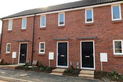 2 bedroom terraced house to rent - Cranbrook Exeter EX5 7HS