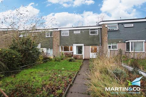 3 bedroom terraced house to rent - Bantock Way, Harborne, B17