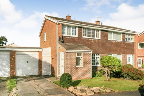 3 bedroom semi-detached house for sale - Balmoral Crescent, Dronfield Woodhouse, Derbyshire, S18 8ZY