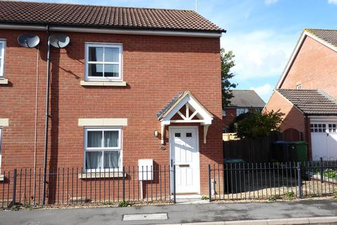 3 bedroom end of terrace house to rent - CUSANCE WAY, TROWBRIDGE