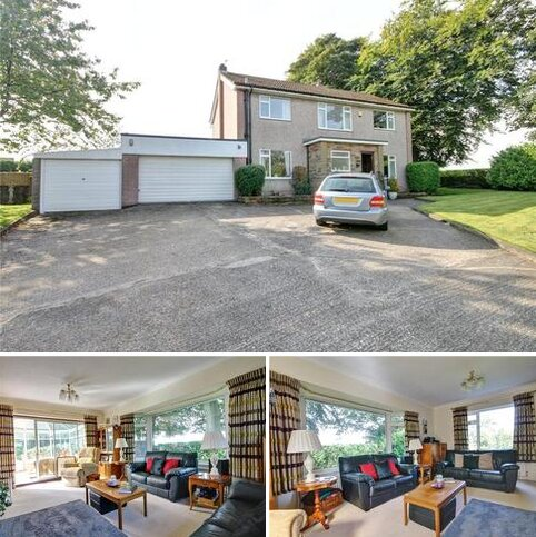 4 bedroom detached house for sale - Coach Lane, Witton Gilbert, Durham, DH7