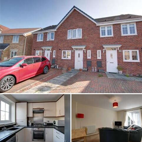 2 bedroom terraced house for sale - Arkless Grove, Consett, County Durham, DH8