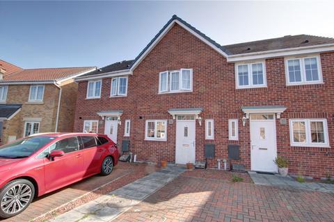2 bedroom terraced house for sale - Arkless Grove, Consett, County Durham, DH8