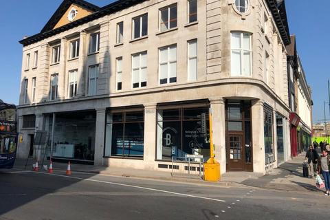 Office to rent - 2600 sq ft studio/retail space - Nottingham City Centre