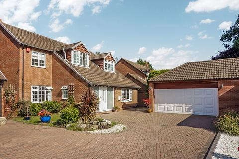 4 bedroom detached house for sale - Vixen Close, Walmley