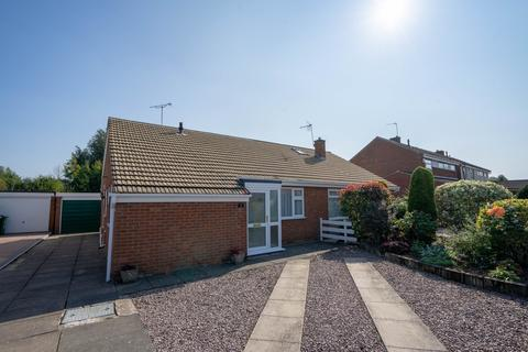 2 bedroom semi-detached bungalow for sale - Ashmead Crescent, Birstall, Leicester