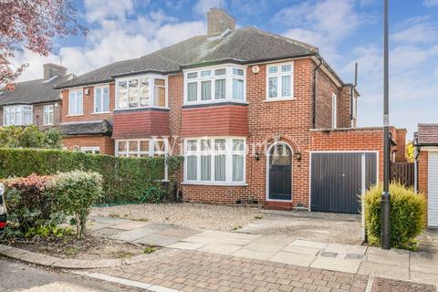 3 bedroom semi-detached house for sale - Oakwood Park Road, London, N14