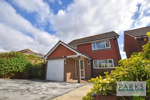 3 bedroom detached house to rent - King George VI Drive, Hove, BN3