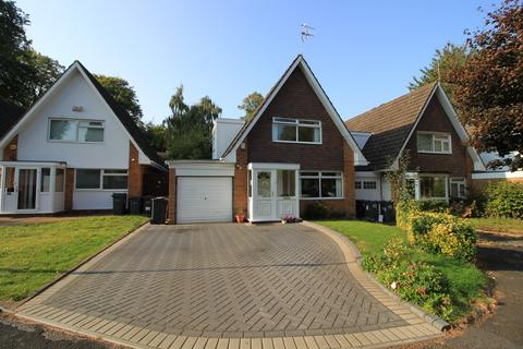 3 bedroom link detached house for sale - Chancellors Close, Edgbaston