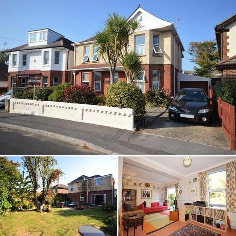 Detached house for sale - Strouden Road, Bournemouth