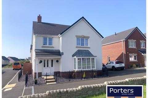 4 bedroom detached house for sale - Clos Yr Eryr Parc Derwen Coity CF35 6HE