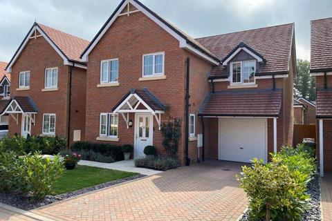 4 bedroom detached house for sale - Maidman Place, Hedge End, Southampton