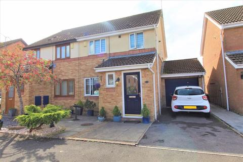 3 bedroom semi-detached house for sale - Heol Draenen Wen Parc Y Gwenfo Cardiff CF5 5TZ