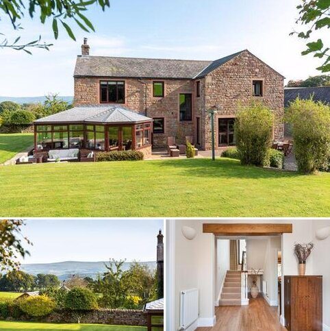 5 bedroom detached house for sale - Roundthorn, Penrith