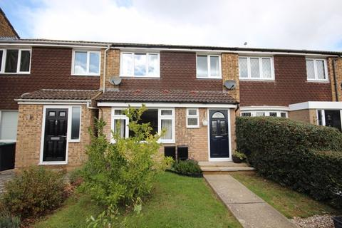 3 bedroom terraced house for sale - Extended 3 bedroom with conservatory and garage...