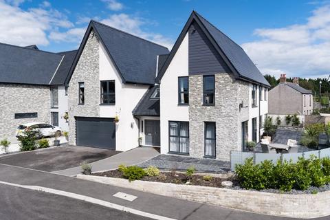 4 bedroom detached house for sale - Greystone, 1 Laurel Court, Waterton, Bridgend, CF31 3YX
