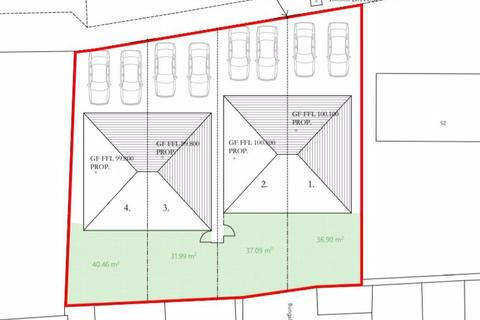 Land for sale - Kemp Close, Four Lanes, Redruth