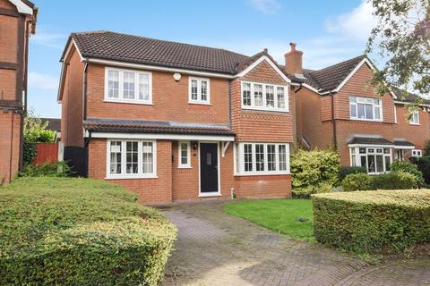 4 bedroom detached house for sale - Garrigill Close, Farnworth