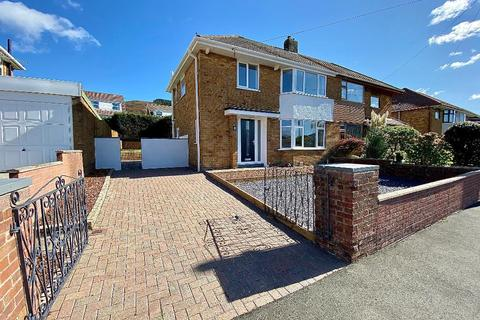 3 bedroom semi-detached house for sale - Grasmere Drive, Cwmbach, Aberdare, CF44 0HP