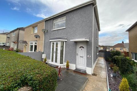 3 bedroom semi-detached house for sale - Trenant, Hirwaun, Aberdare, CF44 9LB