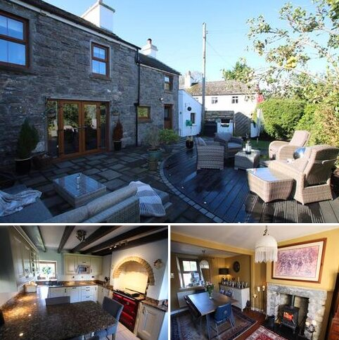 3 bedroom cottage for sale - Pear Tree Cottage, Crossag Road, Ballasalla