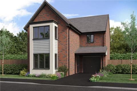 3 bedroom detached house for sale - Plot 96, The Malory at Miller Homes at Potters Hill, Off Weymouth Road SR3