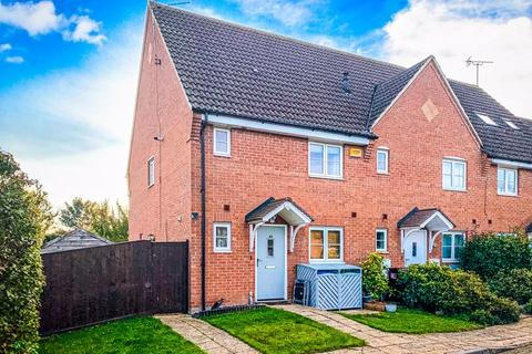 3 bedroom semi-detached house for sale - Embleton Way, Buckingham