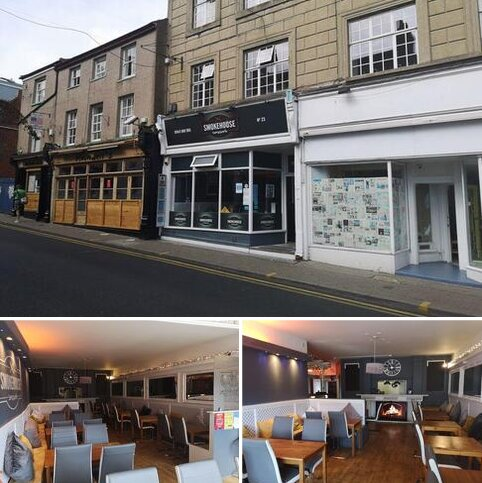 Property for sale - BUSINESS FOR SALE - THE SMOKEHOUSE, ALBION STREET, BROADSTAIRS