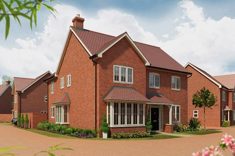 4 bedroom house for sale - Plot The Maple 245, The Maple at Boorley Park, Winchester Road, Hampshire SO32