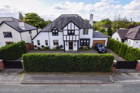 6 bedroom detached house for sale - Holly Nook House, Hale Barns