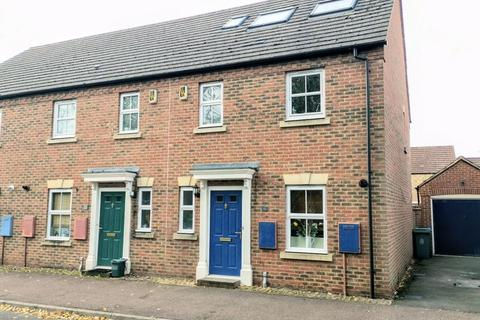 4 bedroom end of terrace house for sale - Swallow Lane, Fairford Leys