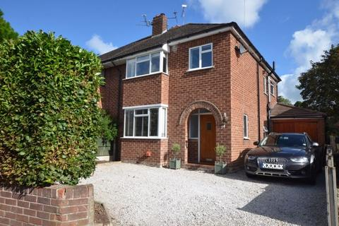 3 bedroom semi-detached house for sale - Haslin Crescent, Christleton, Chester