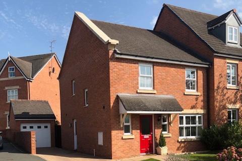 4 bedroom semi-detached house for sale - Maddocks Close, Farndon, Chester