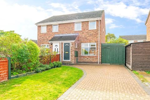 2 bedroom semi-detached house for sale - Greengage Rise, Melbourn, SG8