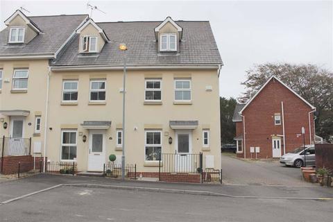 3 bedroom townhouse for sale - Millwood Gardens, Killay